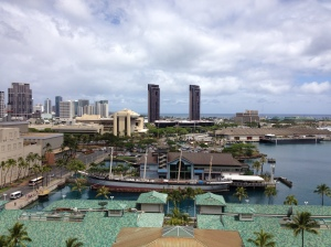 Views from Aloha Tower