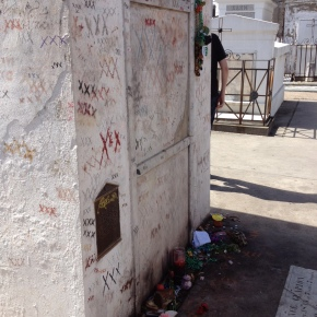 Marie Laveau, Homer Plessy and NicholasCage?