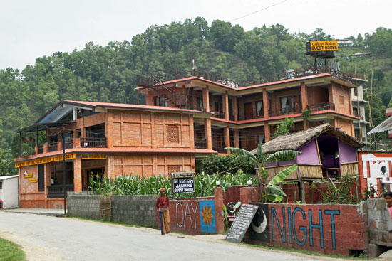 Nepal-Pokhara-Three-Sisters-Trekking-Office-Hotel