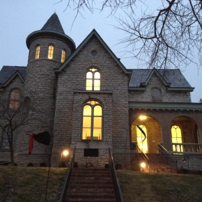 Photo of the Day: The Arts Castle byNight