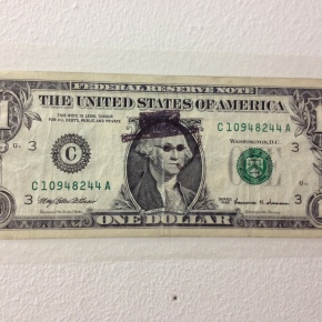 Where's George?: the value of a dollar