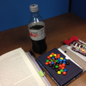 Caffeine and M andMs