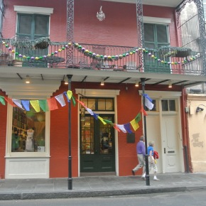 Vieux Carre: Adventures in the French Quarter