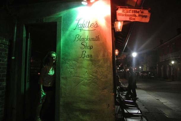 Jean Lafitte's Blacksmith Shop: Oldest bar in America
