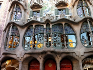 Casa Batlló photo by  Melissa Delzio