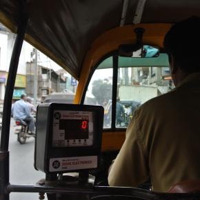 Rickshaw Bro Code