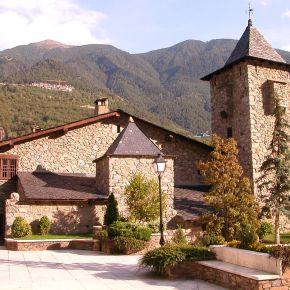 Andorra, where France and SpainMeet