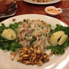 Gluten-Free in Peru